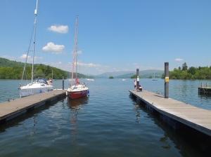 View from Bowness
